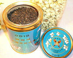蝴蝶牌ジャスミン茶 0012 200g入の紹介画像2