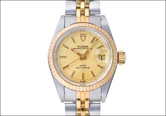 Tudor Princess Oyster date Ref.92413N Champagne Dial, 1989 (the Ref.92413N CHAMPAGNE GOLD DIAL TUDOR PRINCESS OYSTER DATE Ca.1989)