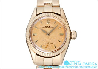 Rolex Oyster Perpetual Ref.6509 off the Mat White Dial-1957
