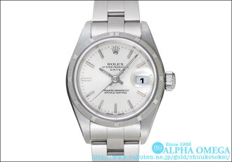Rolex Oyster Perpetual date Ref.79190 Silver Dial, 1999