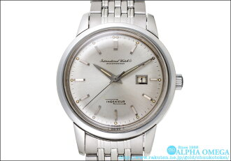 IWC Ingenieur late models 1st Ref.666 AD in 1962 (1959-1967) (LATE 1st MODEL, IWC INGENIEUR Ref.666 AD Ca.1962(1959-1967)