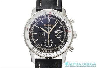 ブライトリングナビタイマースパシオグラフ Ref.A36030.1 black dial 1996-1999