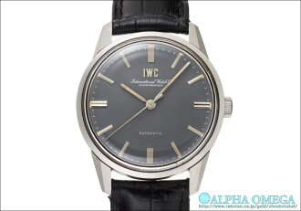 IWC automatic Ref.810AD gray dial-1969