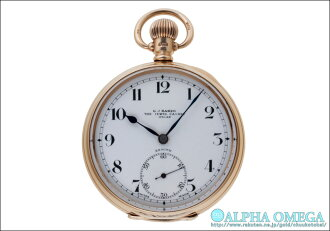 The Zenith pocket watch Cal.18 PG 1920s