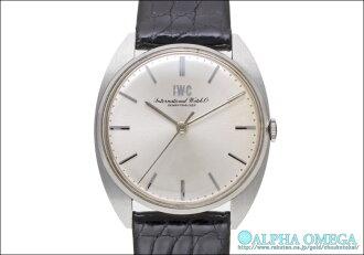 IWC Ref.2403 dial silver-1971
