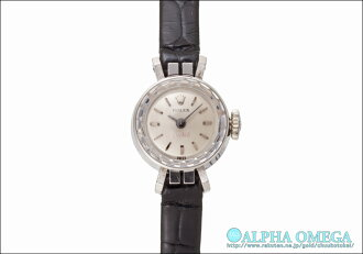 In 1961 Rolex Orchid Ref.2254 WG