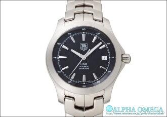 タグホイヤーリンク Ref.WJF2110 black dial