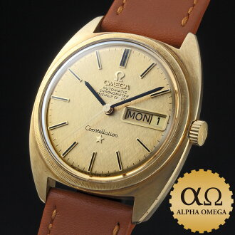 Omega Constellation C line Ref.168019 1968