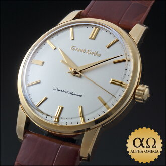 Grand Seiko Seiko founded 130 years anniversary limited model Ref.9S64-00B0, SBGW040 2011, 130 pieces limited edition master shop limited edition