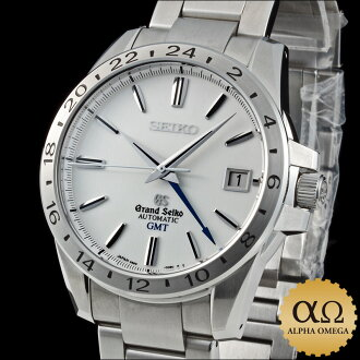 Grand Seiko 9 S mechanical GMT Ref.9F66-00B0, SBGM025 2011