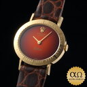 ロレックスチェリーニ Ref.4081 red gradation dial 1975 [antique] [Lady's]