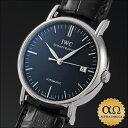 The IWC port fino 39mm Ref.3563 SS black dial 2000s [used] [men]