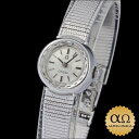 Omega white gold cut glass Ref.7112 1961 [ユーズド] [Lady's]