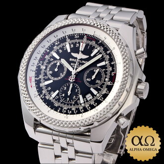 Breitling for Bentley Motors Bentley Motors Ref.A25362, A252B86SP black dial-2000s