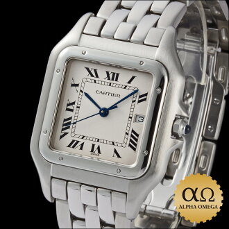 The Cartier Bakery tail stainless steel LM 1990s