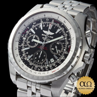 Breitling for Bentley Motors Bentley Motors T Ref.A25363 black dial-2000s