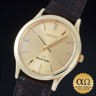 Grand SEIKO Ref.9581-7010 yellow gold 1996
