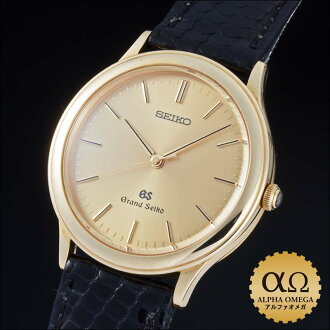 Grand SEIKO Ref.9581-7000 yellow gold 1989