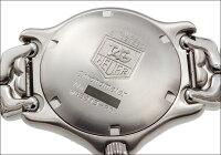 タグホイヤーセルオートマチッククロノメーターRef.WG5213ホワイトダイアル1998年【中古】【メンズ】
