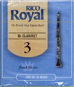 RICO LRICRYCL3/ Rico royal B ♭ clarinet lead [3] RICO Riyal[3] fs2gm