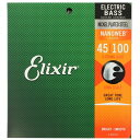 ELIXIR 14052/NANOWEB/BASS/Light ベース弦