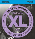 D'Addario EXL190 Long 040-100 ベース弦