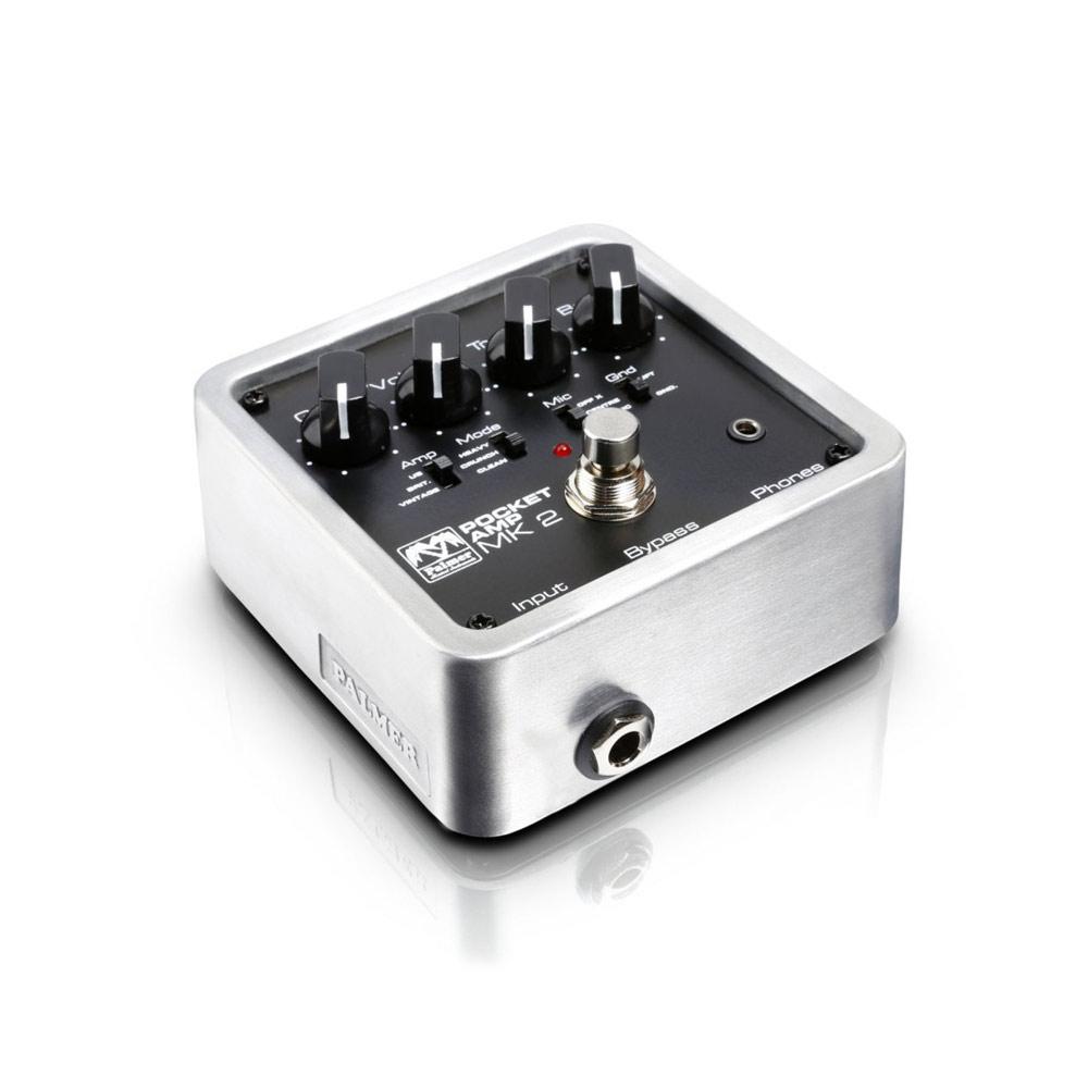PALMER POCKET AMP MK2 ギターアンプシミュレーター