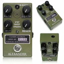 Alexander Pedals F.13 Flanger ギターエフェクター
