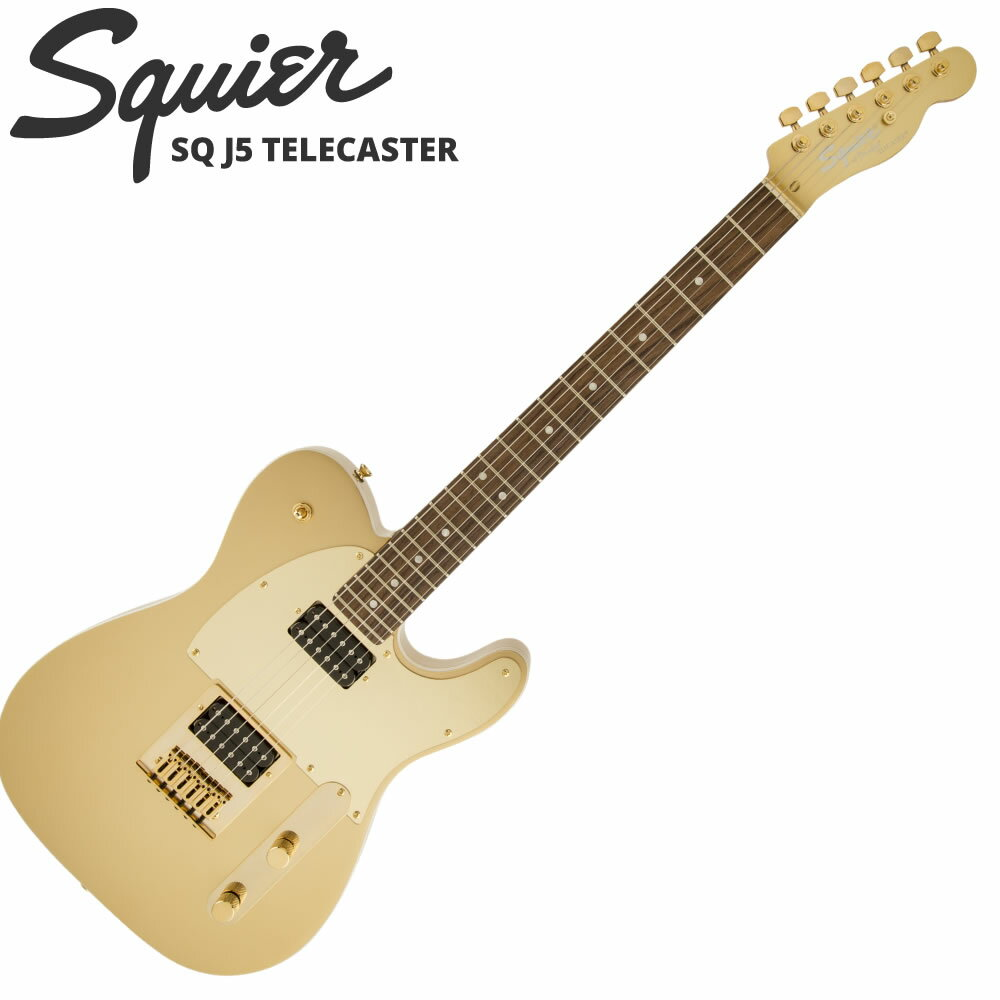 Squier SQ J5 TELECASTER FRG エレキギター スクワイア ジョン5 シグネイチャーモデル