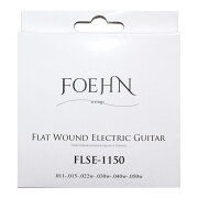 FOEHNFLSE-1150FlatWoundElectricGuitarStringsJazzLight11-50�ե�åȥ復��ɥ��쥭��������