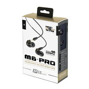 MEEAudioM6PROBlackイヤホン