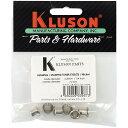 KLUSON BUSHING SET/STAMPED TUNER EYELETS/Nickel ギターペグ用ブッシュ 6個セット