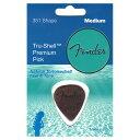 Fender 351 Shape Pick Tru-Shell Medium ギターピック 1枚
