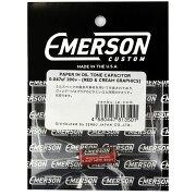 EmersonCustomPAPERINOILTONECAPACITORS0.047uF/300Vコンデンサギターパーツ