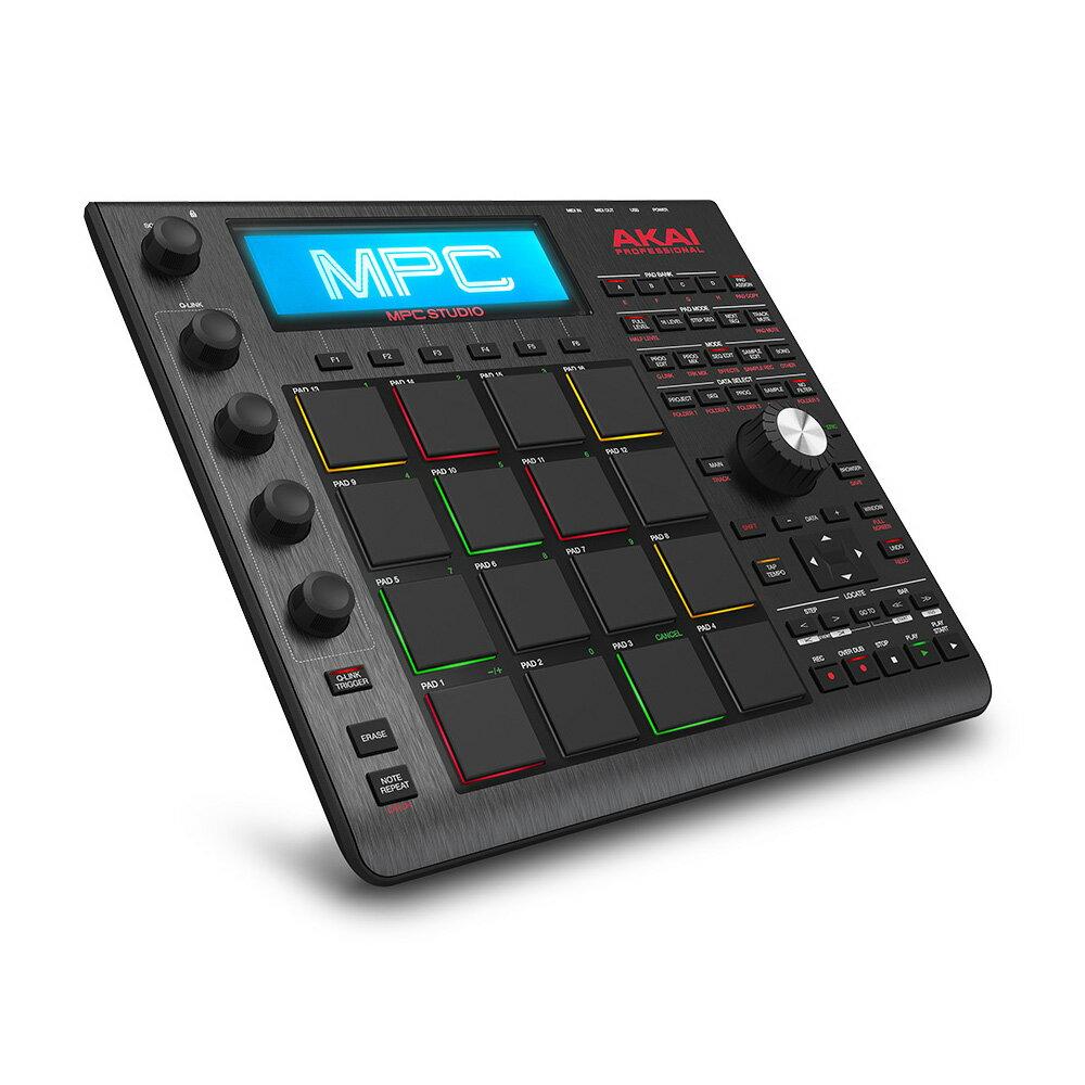 AKAI professional MPC STUDIO BLACK ミュージック・プロダクション・コントローラー