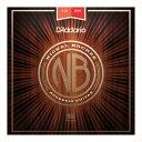D'Addario NB1356 Nickel Bronze Wound Medium アコースティックギター弦
