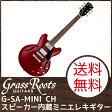 GrassRoots G-SA-MINI CH スピーカー内蔵ミニエレキギター