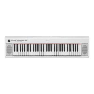 雅馬哈 NP 12WH piaggero 61 鍵電子琴