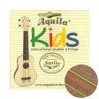 AQUILA AQ-KIDS(138U) Kids Ukulele Strings ウクレレ弦