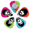 Planet Waves by D'Addario 1CWH6-10B6 10pc BEATLES-PICK-SGT P- Heavy Sgt. Pepper'