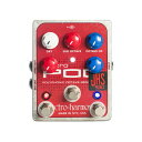 JHS Pedals Electro Harmonix Micro Pog Quadra Pog Mod オクターバー ギターエフェクター