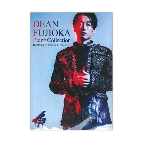 ピアノスコア DEAN FUJIOKA Piano Collection ドレミ楽譜出版社