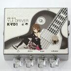 K-ON! K-YD1 YUI DRIVER けいおん! 平沢唯 エフェクター