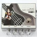 K-ON! K-MD1 MIO DRIVER けいおん! 秋山澪 ベース用エフェクター