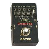【】ARTEC SE-EQ8/8バンドグラフィックイコライザー 音質補正やブースト用に fs04gm