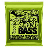 ERNIE BALL 2832/REGULAR SLINKY BASS ベース弦