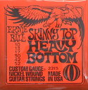 ERNIE BALL 2215/Skinny Top Heavey Bottom エレキギター弦