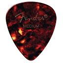 Fender 451 Shape Picks Shell Medium ピック×12枚