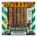 "Thomastik-Infeld EB344 long scale 34"" Power Bass 47-107 エレキベース弦"