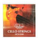 HALLSTATT HCS-2500 チェロ用弦セット
